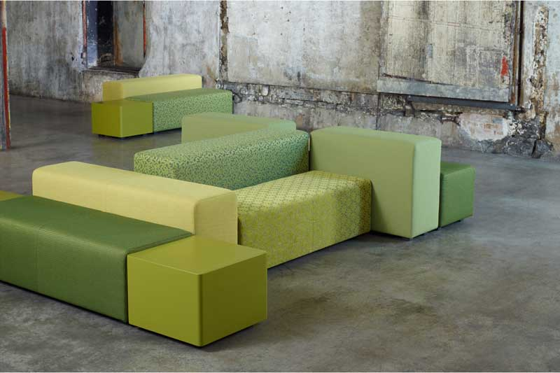 Jumble-seating-system