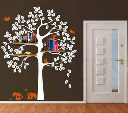 Kids-Bedroom-decor-tree
