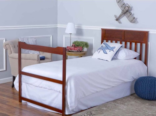 Convertible-Changing-Table-Bed