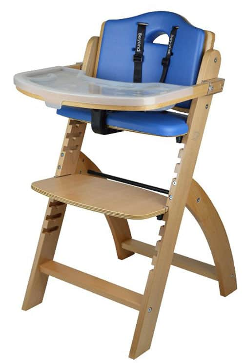 Highchair-blue