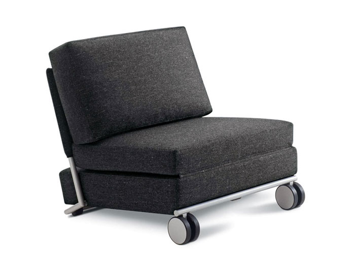 Trinus Armchair Chaise Lounge Or Bed  sc 1 st  Vurni : armchair chaise - Sectionals, Sofas & Couches
