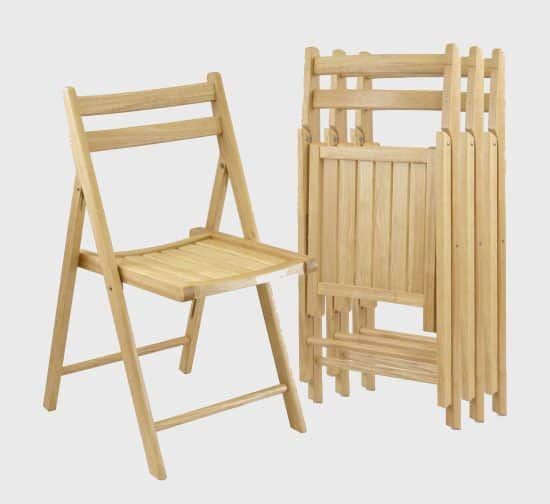 20 Best Comfortable Folding Chairs For Small Spaces Vurni