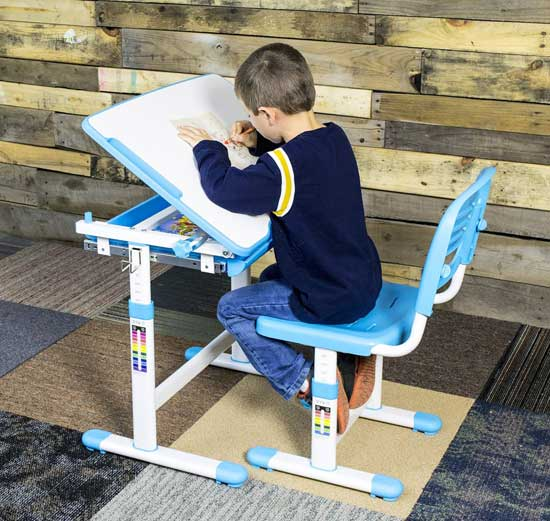 21 Ergonomic Chairs Amp Desks For Children Vurni