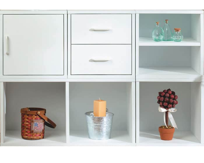 Modular Storage System Foremost