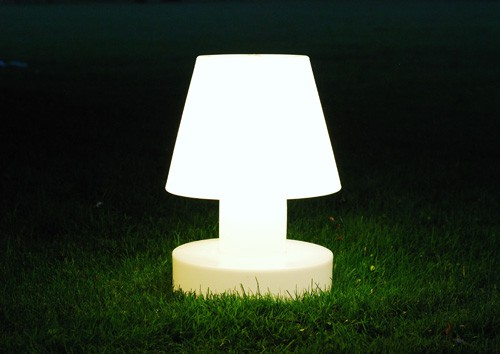 Wireless Lamp White