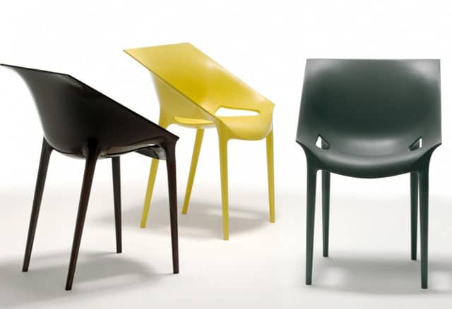 Dr. Yes Stackable Armchair