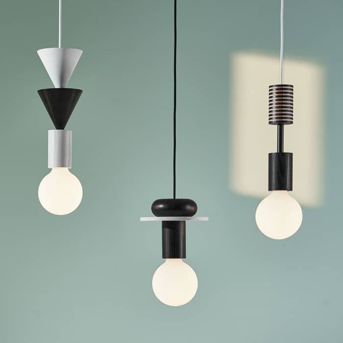 Junit modular pendant light vurni the junit light allows you to easily integrate it into a variety of dcor schemes and the playful coloring brightens up the space almost as much as the aloadofball Image collections