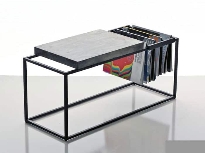 If Itu0027s Not Easy To Use And Functional, Users Will Move On To Other Brands.  The WF Magazine Side Table Is An Elegantly Basic Side Table ...