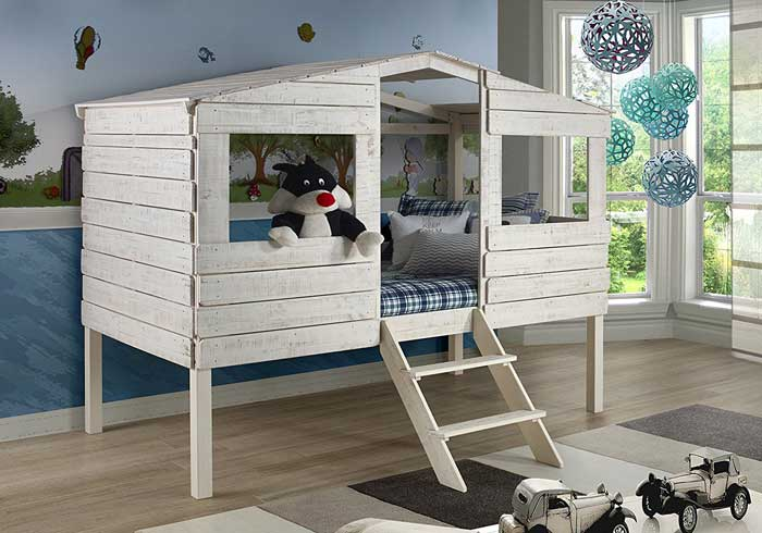 Multifunctional Space Saving Kids Beds Vurni - Space saver beds for kids