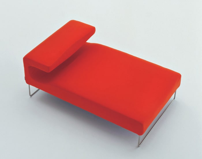Lowseat Chaise Lounge Chair