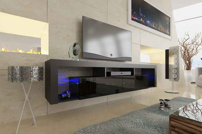 Modern Floating TV Units U2013 Vurni