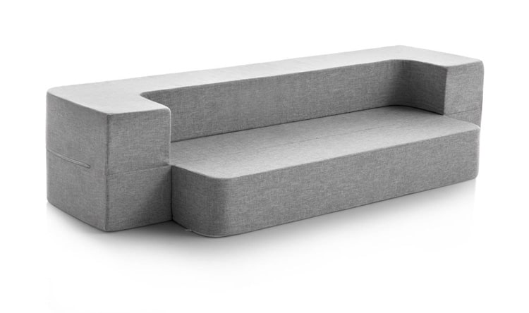 Lucid Floor Sofa Is A Comfortable And Guest Bed With Cover That S Light Mobile Easy To Move Fold Up This Comfy Completely