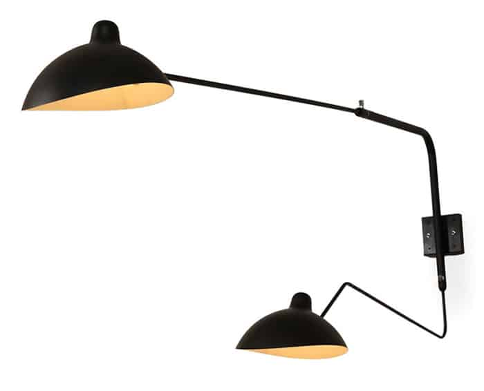 14 Modern Long Swing Arm Wall Lamps Vurni