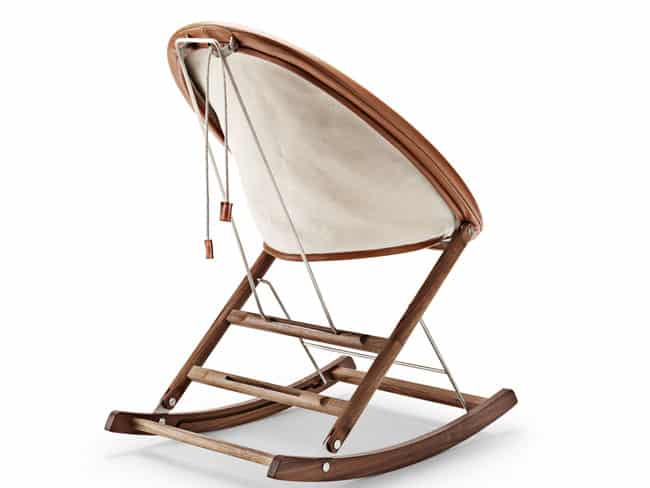 Charmant The Rocking Nest Chair By Anker Bak For Carl Hansen U0026 Søn Is The Grown Up  Version Of The Popular Design That Takes Comfort A Step Further By  Providing A ...