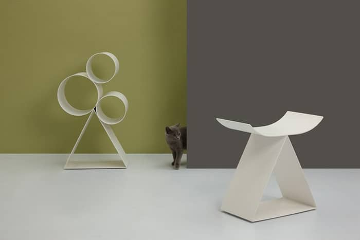 Zen furniture design Simple Nendo Takes These Pleasing Forms And Plugs Them Into Modern Furniture Design To Create Truly Stunning Pieces Called Picto Nomadsweco Picto Zen Furniture Collection Vurni