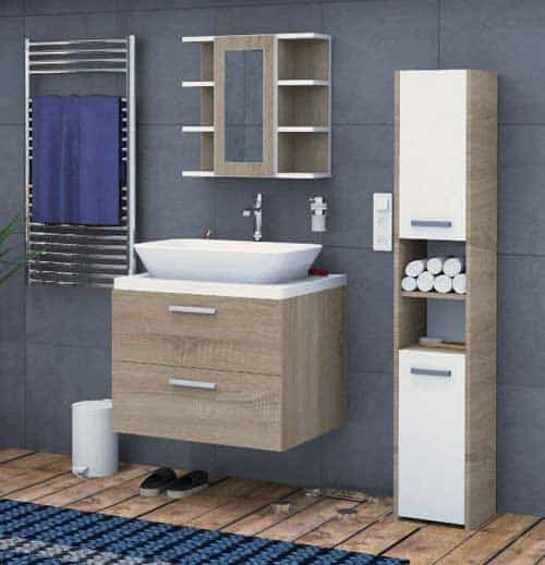 8 Tall Space Saving Bathroom Cabinets Vurni