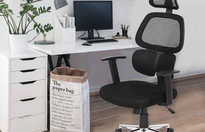 8 Best Budget Desk Chairs High Back Lumbar Support Arm Rests