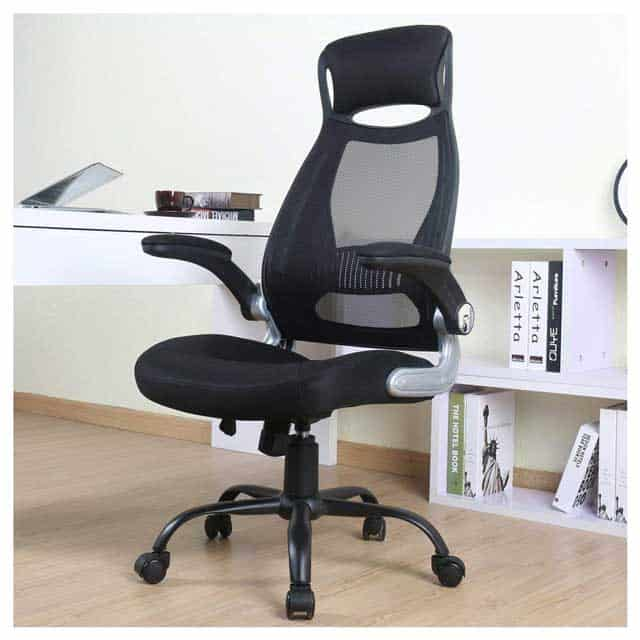 Peachy 10 Best Budget Desk Chairs High Back Lumbar Support Arm Evergreenethics Interior Chair Design Evergreenethicsorg