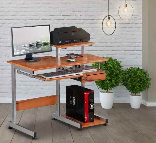 11 Affordable Small Computer Desks With Sliding Keyboard