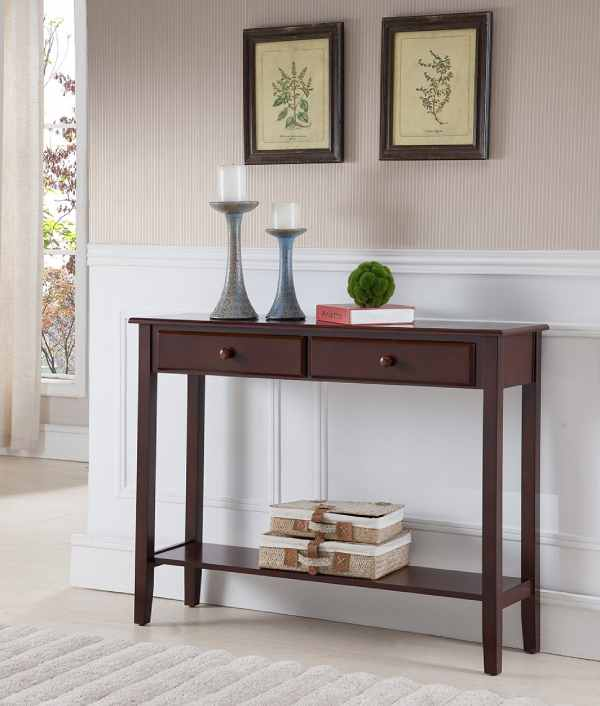 7 Entryway Console Tables With Storage Vurni