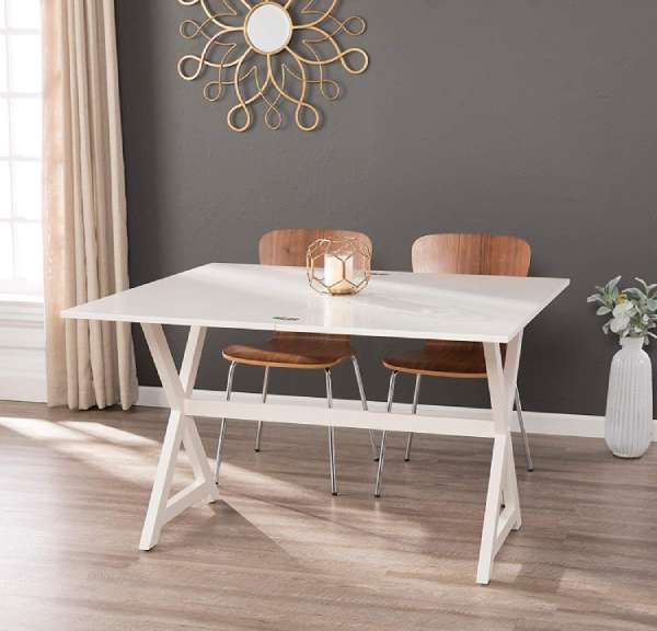 Phenomenal 9 Best Console Dining Tables Great For Small Spaces Vurni Caraccident5 Cool Chair Designs And Ideas Caraccident5Info