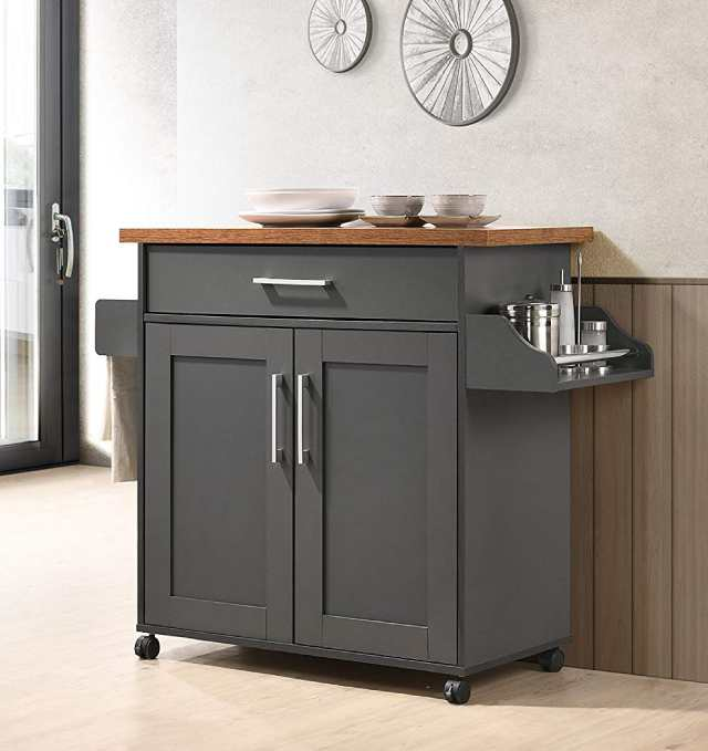10 Small Mobile Kitchen Carts – Vurni