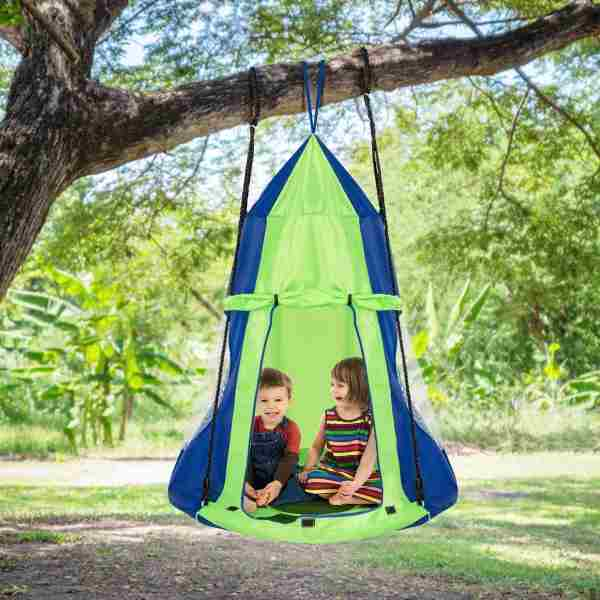 hanging play tent